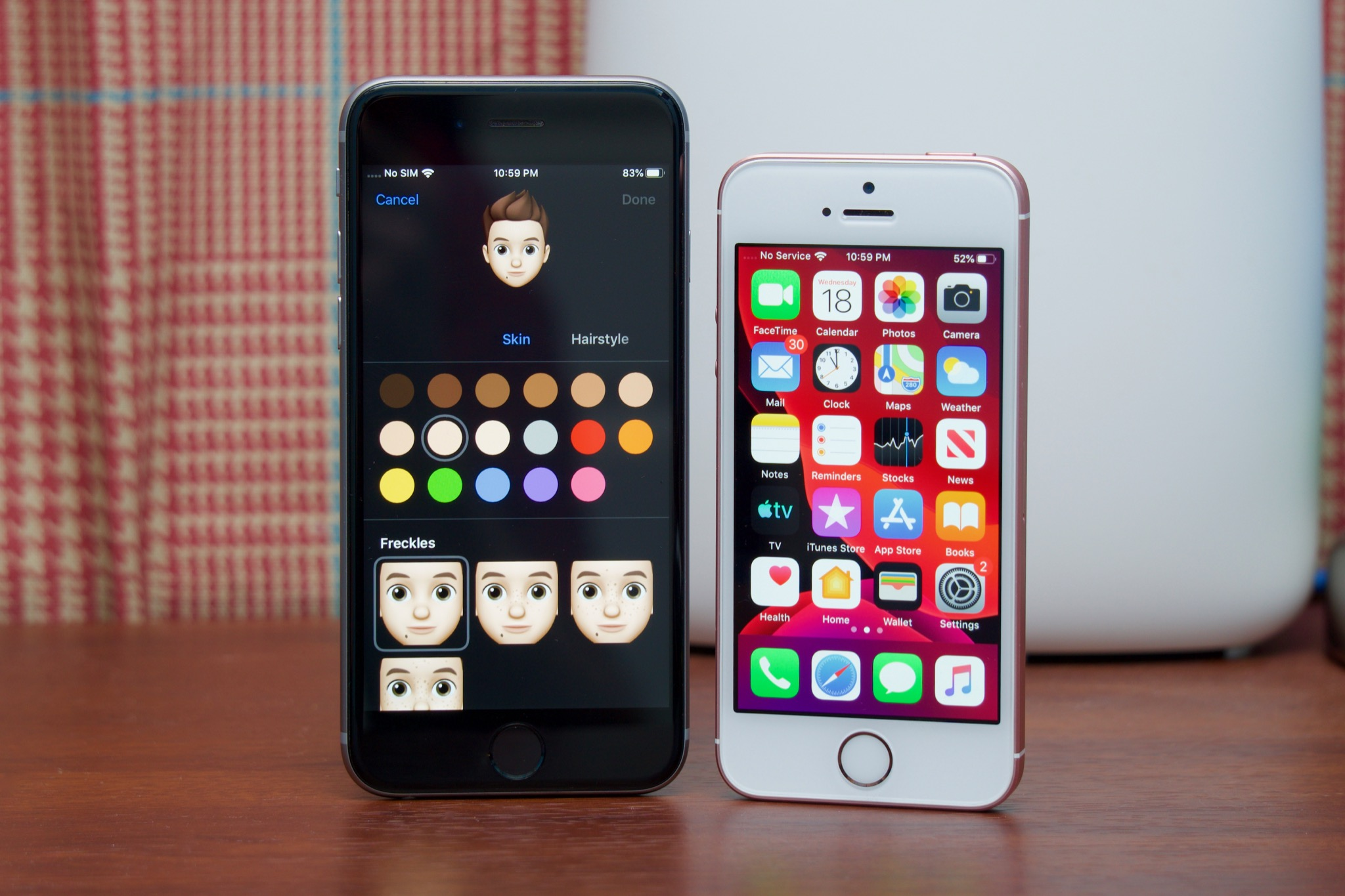 Ios 13 On The Iphone 6s And Se New Software Runs Fine On A Phone That S Still Fast Ars Technica