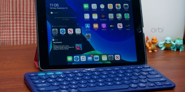 iPadOS on the iPad Air 2: Old tablets can still learn new tricks