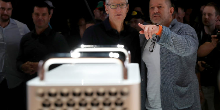photo of Apple says it will make the new Mac Pro in Texas image