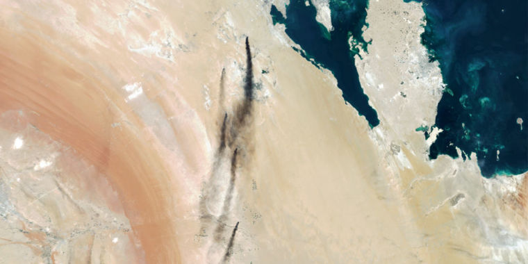 Missiles and drones that hit Saudi oil fields: Made in Iran, but fired by whom?