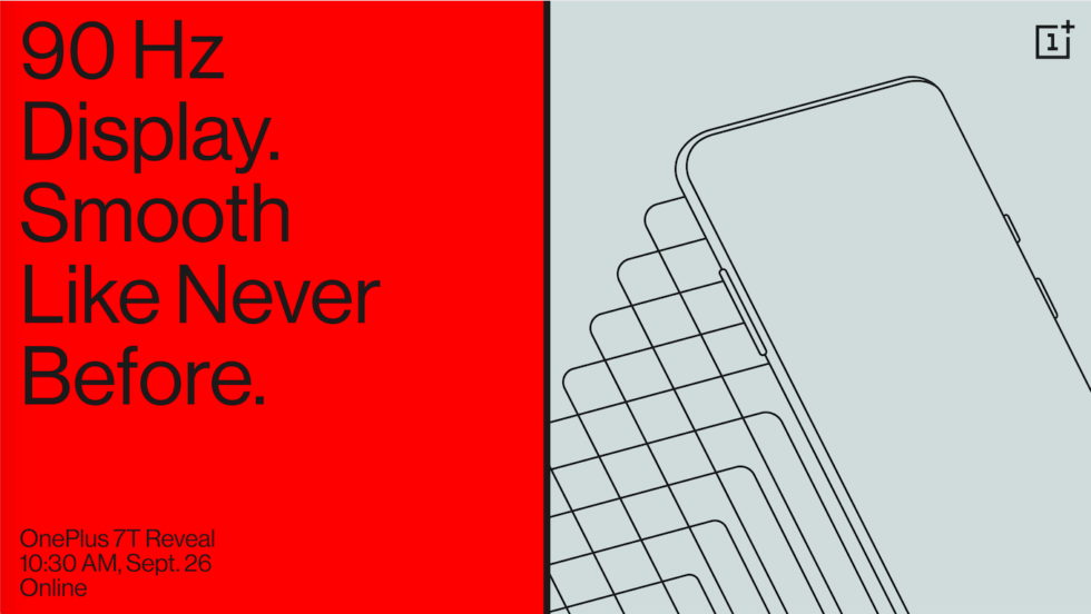 OnePlus' teaser image.