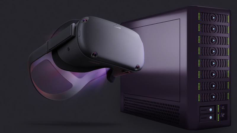 Upcoming Vr Games 2020.Oculus Quest S Secret Trick It Can Double As A Wired Pc Vr