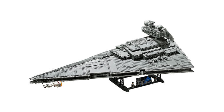 This 700 Lego Star Destroyer Is As Close As You Ll Get To The Real Thing Ars Technica