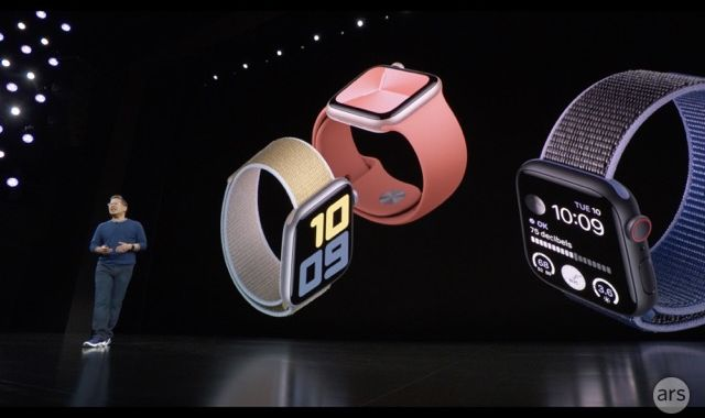 The $399 Apple Watch Series 5 is coming on September 20, and ceramic is back