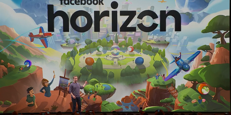 Facebook reveals staffing plan to be your VR chat concierge service