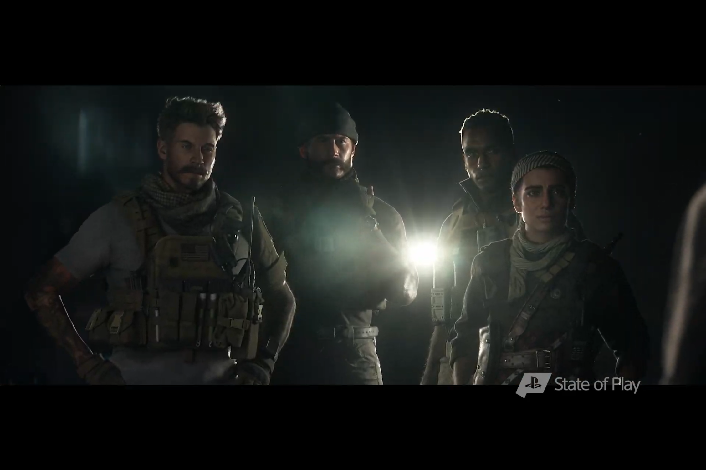 The cast of heroes, old and new, leading the new <em>Call of Duty: Modern Warfare</em> campaign this October.