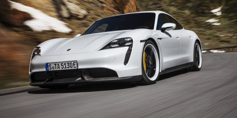 Everything you wanted to know about Porsche's new electric