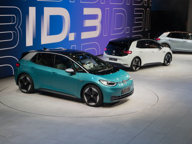 Volkswagen unveils the ID.3, its new mass-market electric vehicle | Ars  Technica