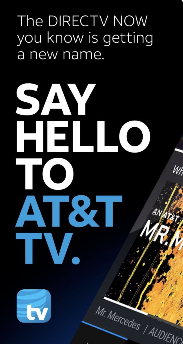 AT&T's confusing mess of online TV services even has AT&T