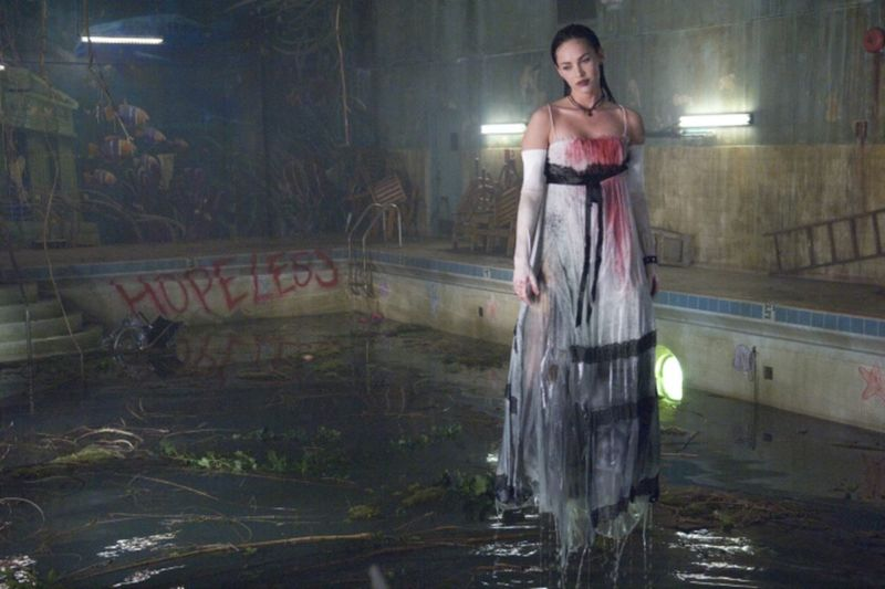 Still image from 2009 film Jennifer's Body.