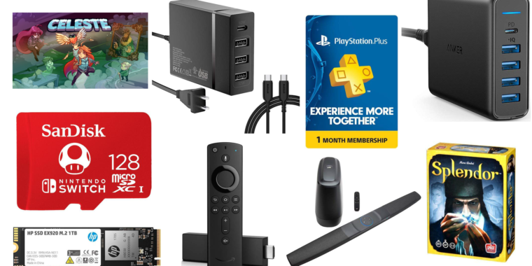 Amazon deal drops Fire TV Stick 4K to $25 for select