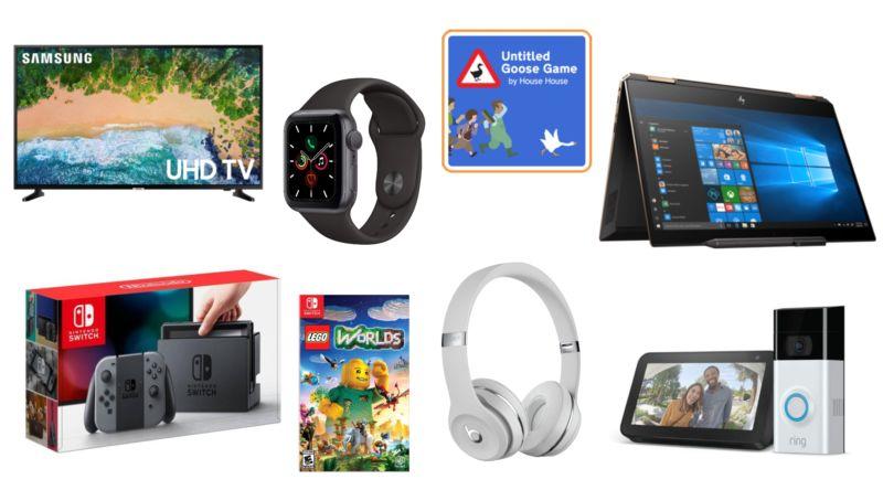 Dealmaster: Save big on Beats headphones, Windows laptops, Nintendo Switch, and more
