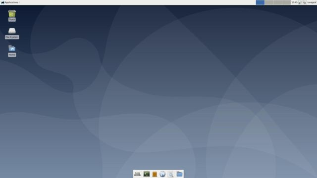 The Xfce desktop is better suited to Debian's update cycle.