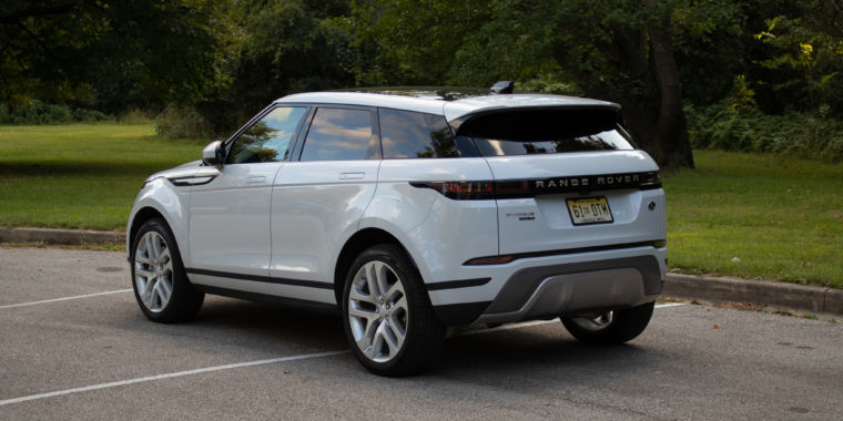 Review: 2020 Range Rover Evoque goes big on luxury, price tag