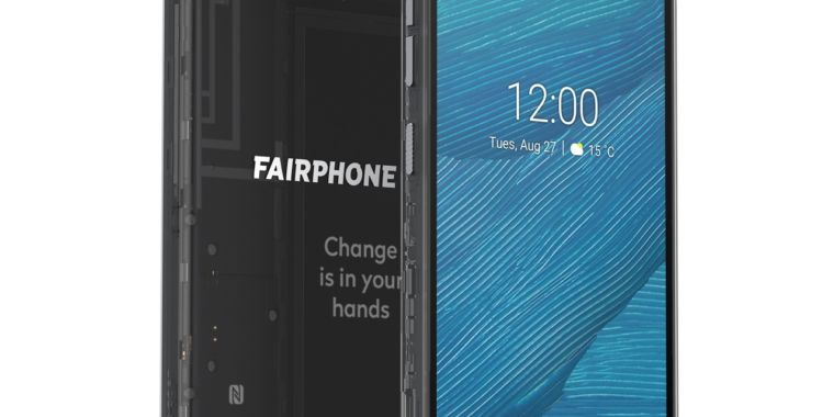 iFixit tears down the newest Fairphone—how repairable is it?