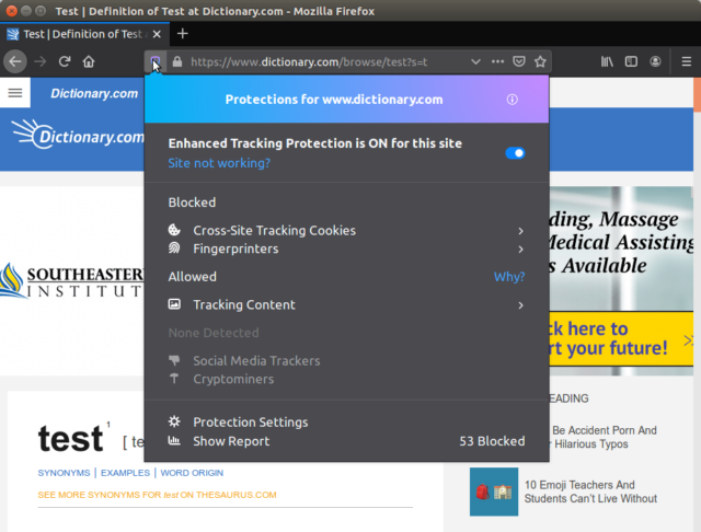 Firefox is stepping up its blocking game | Ars Technica