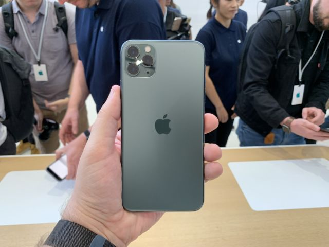iPhone 11, iPhone 11 Pro, and iPhone 11 Pro Max Hands,on