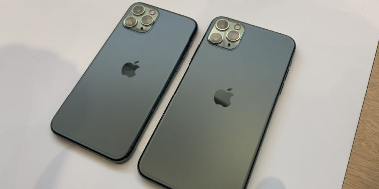 iphone 11 pro max vs xs max