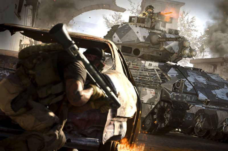 Amid fan backlash, mini-map returns to Modern Warfare beta