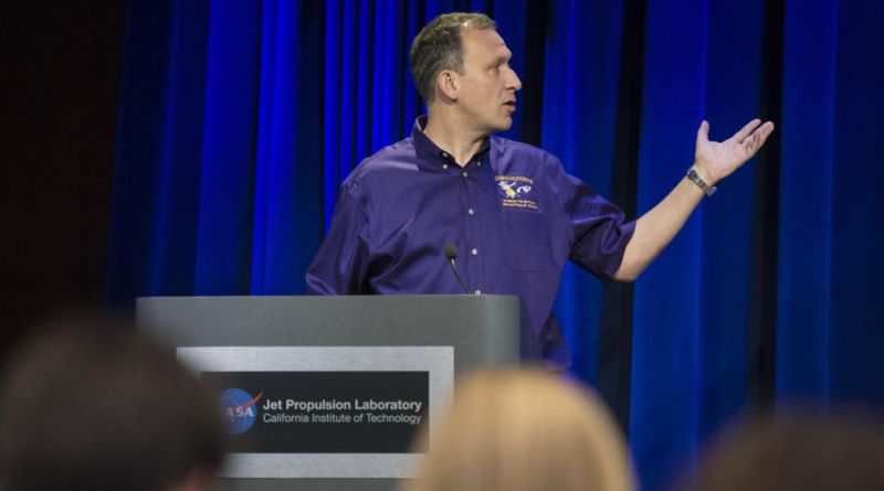 NASA's chief of science has made asteroid detection a priority at the space agency.