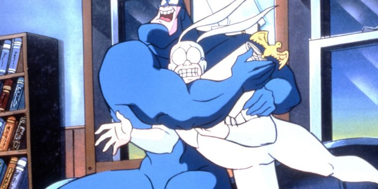 Ars celebrates 25 years of The Tick by picking our top ten favorite episodes