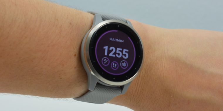 Garmin Vivoactive 4s review: So many fitness features, so little time