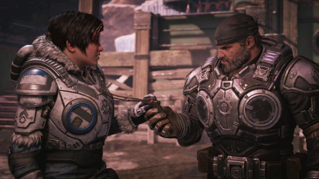 Gears 5.