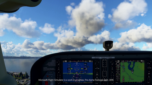 The new MS Flight Simulator taught me how to fly an actual