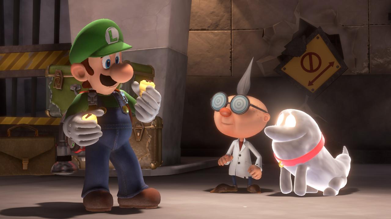 <em>Luigi's Mansion 3</em>.