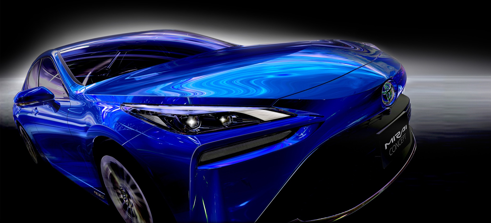 The 2021 Toyota Mirai hydrogen fuel cell car has more luxury, less ugly |  Ars Technica
