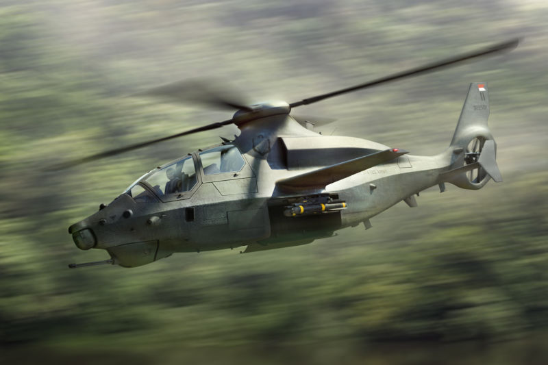 """Shark-like """"Invictus"""" is Bell's bid for Army's future attack-recon aircraft"""