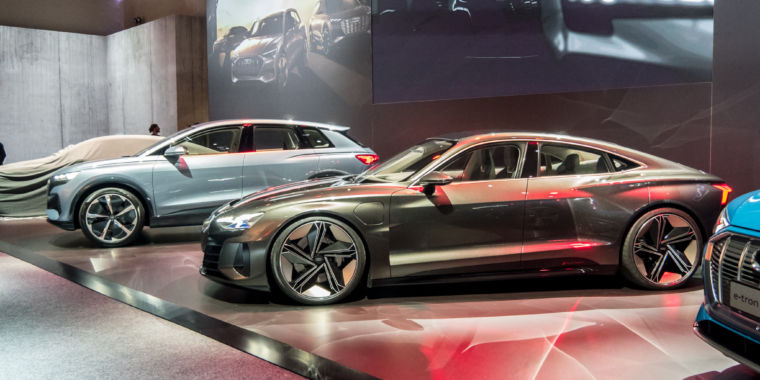 Audi is planning 20 all-electric models by 2025—here's how it will do it