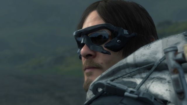 <em>Death Stranding</em>'s Sam Porter Bridges is just your average delivery man out to save the post-apocalyptic world.
