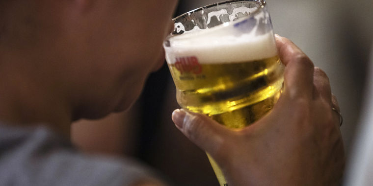 Researchers completely made up claim about men's drinking before conception