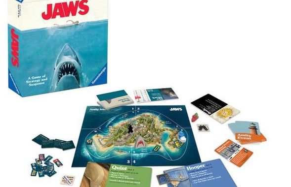 Review: Jaws is a much better board game than we had any right to expect