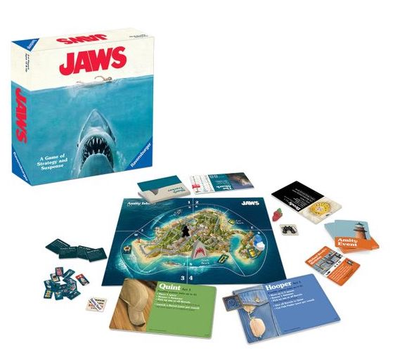 Jaws and its components.