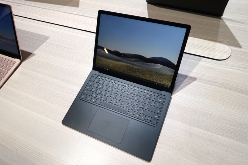 Surface Laptop 3 13-inch