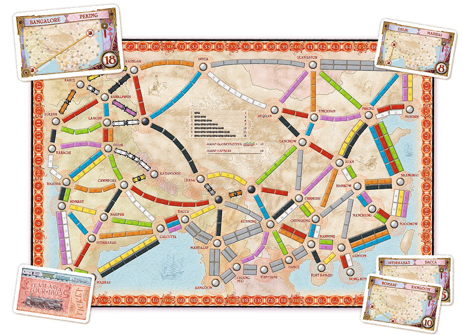 New Ticket to Ride France