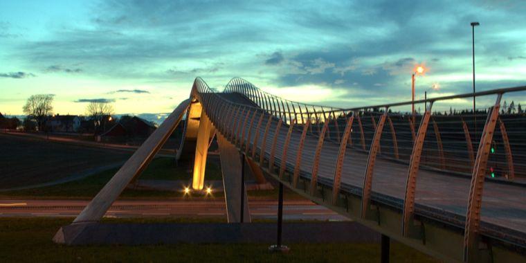 Testing Leonardo da Vinci's bridge: His design was stable, study finds