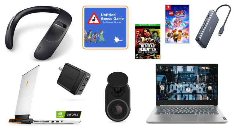 Dealmaster: Save on Lenovo and Dell laptops, Bose and Garmin gadgets, and more