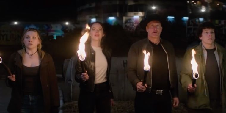 Review: Zombieland: Double Tap delivers wise-cracking, brain-splattering fun