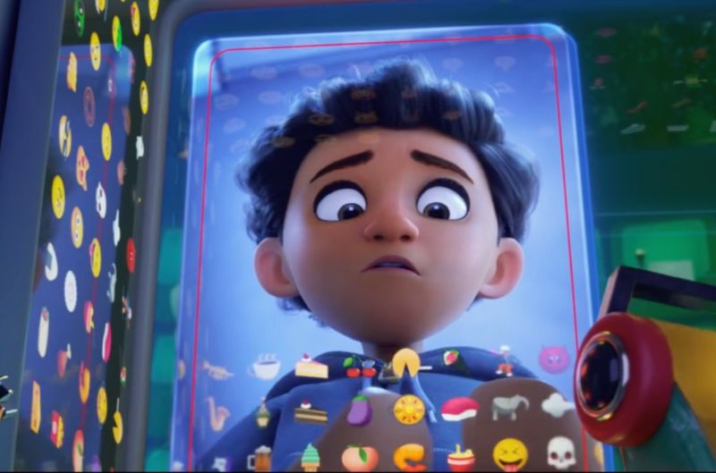 "<em>The Emoji Movie</em> (2017) anthropomorphized the ubiquitous icons we use to convey emotion in online communications.""><figcaption class="
