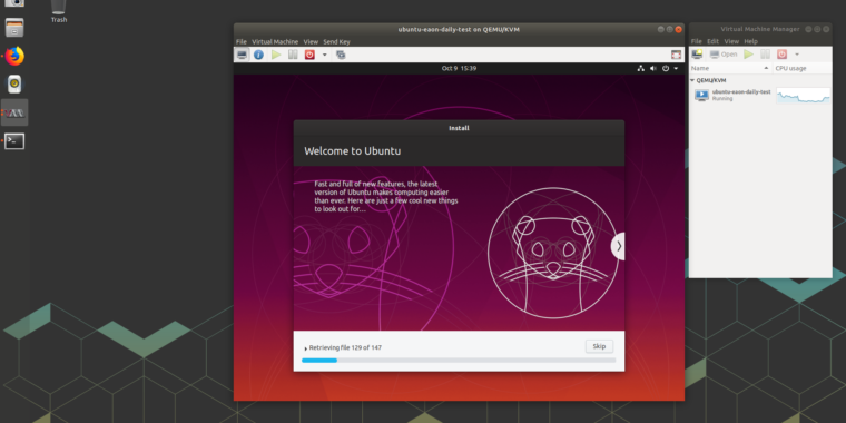 A detailed look at Ubuntu's new experimental ZFS installer