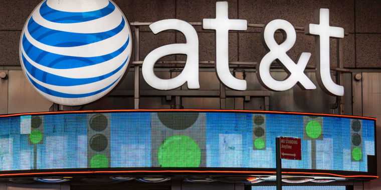 AT&T's massive TV losses continue as another 900,000 customers flee
