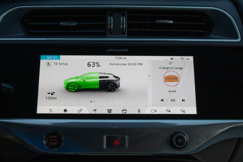 Jaguar delivers range boost to I-Pace with new software update