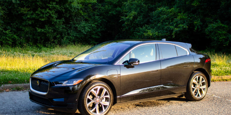 Living with range anxiety: Two weeks with the Jaguar I-Pace