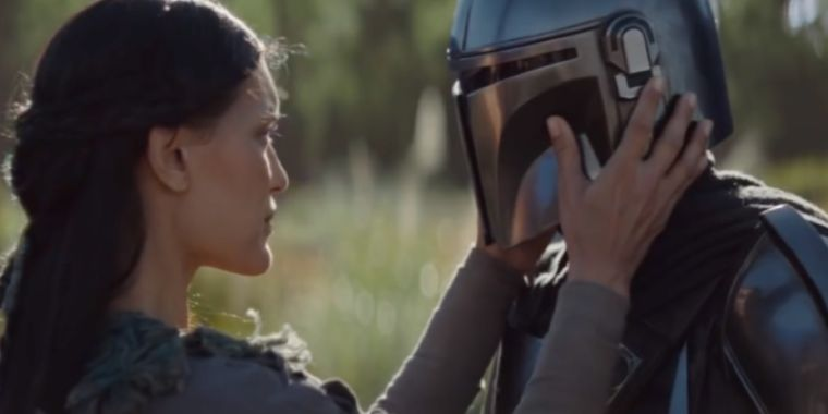 Disney leans hard into Space Western territory in new Mandalorian trailer