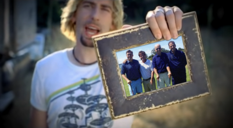 Twitter removes video from Trump tweet using Nickelback's 'Photograph' over copyright violation