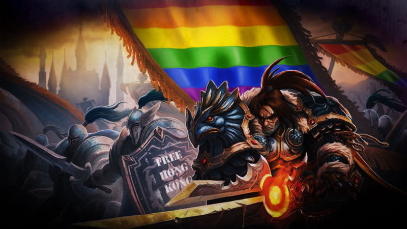 "What's to become of the <em>WoW Classic</em> guild ""GAY BOYS""?"