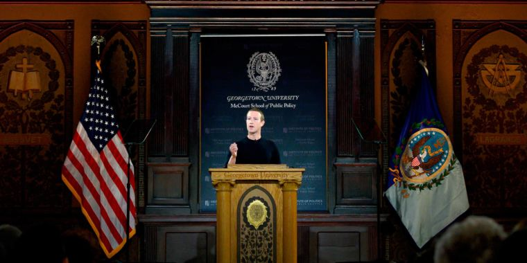 Zuckerberg doubles down on free speech—the Facebook way thumbnail